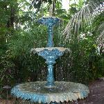 Fountain in the Gardens