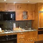 Full kitchen is definitely a Big plus