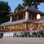 Paradise, the restaurant
