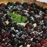 Tarte aux fruits maison