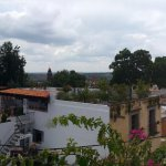 Panoramic View from Roof Patio