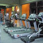 Hälso-/fitnessklubbar och gym