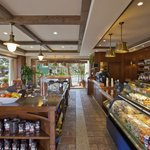 Cafe La Strada interior