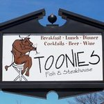 Toonies Fish & Steak House
