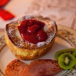 Wake up to a 4 course Homemade Breakfast and a decadent Dessert!