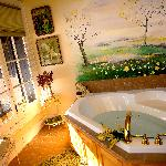 Relax in this sun quenched English Cottage Style; or The William  Wordsworth Suite
