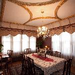 Arts & Crafts Formal Dining Room
