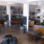 The George Melbourne Wine Room Picture