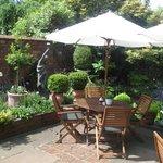 garden room area