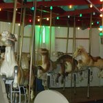 The Old Carousel in Endicott, NY
