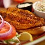 FATZ Famous Fish Sandwich