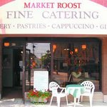 Market Roost Catering Eatery
