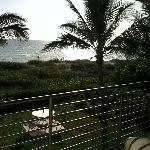 Just before sunset