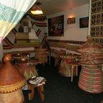 Bejte Ethiopian Restaurant Foto