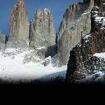 Restaurante Coiron - Las Torres Patagonia Foto
