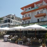 Ladies Beach Hotel Restaurant