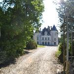 Chateau from Gate
