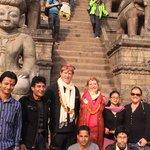 Cosy Hotel Bhaktapur's Family