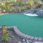 T-Burg Mini Golf Family Entertainment Center Resmi
