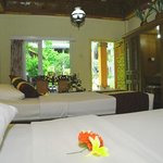 Melasti Beach Bungalows Spa