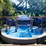 Pool & BBQ Pavilion