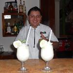Awesome Lobby Bartender