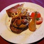 Restaurant at the Castlebay Hotel