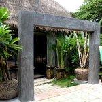 Foto de Alun-Alun Spa - Tropical Resort