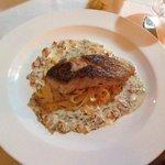 Sea bass - delicious