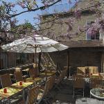 Photo de Restaurant Les Glycines
