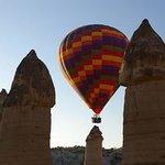 New Deal Travel- Cappadocia Hot Air Balloon Tours