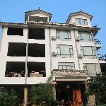 Ecofarm Lodge resmi