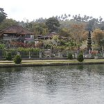 View towards Tirta Ayu