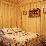 Bedroom 2 in cabin #3