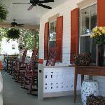 Porch / Outside Dining Area
