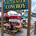 The Saltwater Cowboy Photo