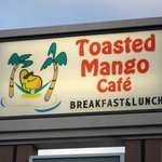 Toasted Mango