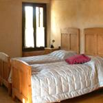 camere accoglienti e in legno come una volta