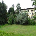 Villa della Quercia (the second house on the grounds)