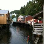 Creek Street... a must-see when visiting Ketchikan