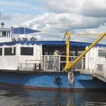 Kirovchanka Tour Boat