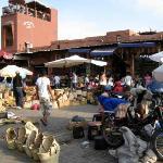 Marrakech desierto Marruecos