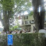 Hopkins Inn.