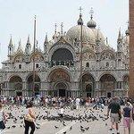 Markuskyrkan i Venedig (Basilica di San Marco)
