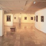 תמונה ממוזיאון הכט, אוניברסיטת חיפה