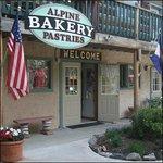 Alpine Pastries Photo