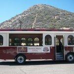 Bisbee Trolley Tours Foto