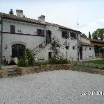 esterno villa bianca