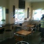 interior stray cafe