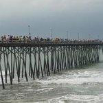 Kure Beach Pier Foto
